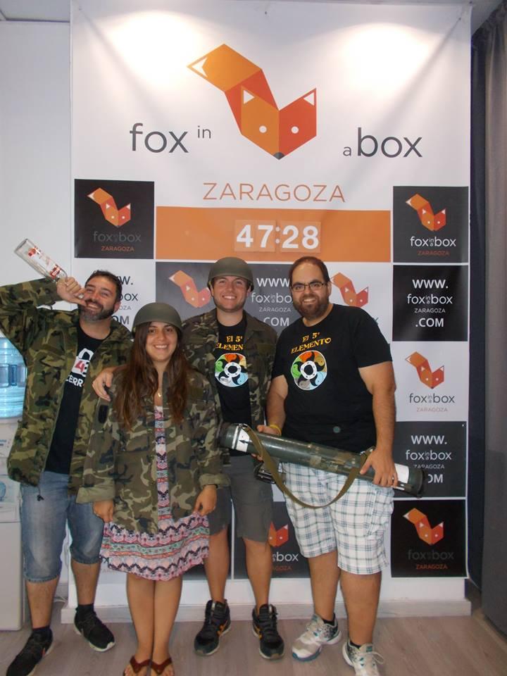 fox bunker
